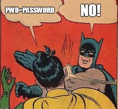 Easy Security Fixes